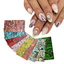 Sažetak-Ostale dekoracije- zaPrst / nožni prst-4cm*7cm each piece-1pcs shell nail stickerskom. -PVC
