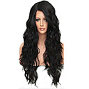 Nový !!! 100% v reálném nezpracované lidské vlasy plné krajek paruka s dítětem vlasy brazilskou panna Glueless volné vlny krajky paruku