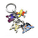 More Accessories Inspirirana Pocket Little Monster Cosplay Anime Cosplay Pribor Privjesak Srebrna Alloy Male Female