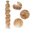 """neitsi 20 """"1g / s keratin fúze u hřebík tip přírodní vlny 100% prodlužování lidské vlasy 27 #"""