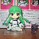 Kod Gease Others PVC 10cm Anime Akcijske figure Model Igračke Doll igračkama