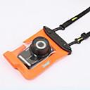 תיבה יבשה חומר PVC עמיד למים עבור iPhone / סמסונג טלפון נייד אחר 15 * 12 * 5 (בצבעים אקראיים)