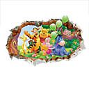 Zvířata / Komiks Samolepky na zeď 3D samolepky na zeď,paper 50*70cm