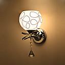 クリスタル 壁掛けライト,現代風 E26/E27 メタル