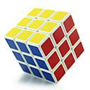 Magic Cube / Puzzle Toy IQ Cube Shengshou Three-layer Flourescent / Professional Level Smooth Speed CubeMagic Cube