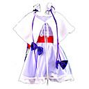 Inspirirana Macross Frontier Sheryl Nome Anime Cosplay nošnje Cosplay Suits Kolaž Bijela Top