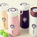 Doba vakuové šálek kávy větší žaludek smluvně barevné sklo