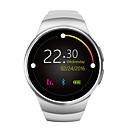 Nový chytrý telefon hodinky W18 mtk2502c 1,3 palcový displej s kulatým ips LCD 240x240 bluetooth 4.0 anti-ztracené upozornění