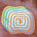 1 クリエイティブキッチンガジェット プラスチック まな板