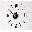 Módní a moderní Ostatní Nástěnné hodiny,Kulatý Akryl 43*43CM Vevnitř Hodiny