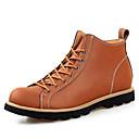 muške cipele za proljeće / ljeto / jesen / zima borbene čizme Nappa kožom otvoreni / povremeni stan peta crna / smeđa / tupe
