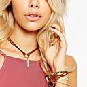 Ogrlice Ogrlice s privjeskom Jewelry Party / Dnevno / Kauzalni Moda Legura Crna 1pc Poklon