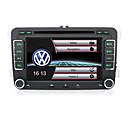 "7 ""2 din dodirni LCD zaslon auto DVD player za Volkswagen s can-bus, Bluetooth, GPS, iPod-ulaz, RDS, radio, ATV"