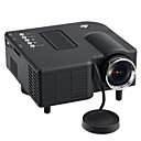 AAO® GM40 LCD Mini projektor QVGA (320x240) 500 Lumens LED