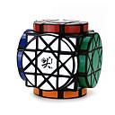 Dayan® Stres relievers / Magické kostky Alien / Hladký Speed Cube Black Fade Plast Hračky