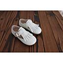 Za djevojčice Sneakers Proljeće / Jesen Ravne cipele Guma Aktivnosti u prirodi Ravna potpetica Drugo Bijela Tenisica
