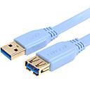 choseal usb3.0a / m-a / f kabelu vysokorychlostní