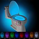 brelong pohybu aktivuje WC nightlight vedl WC světla do koupelny toalety