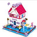 ギフトのため ブロックおもちゃ プラモデル&組み立ておもちゃ ABS 5~7歳 おもちゃ