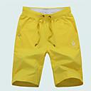 Muškarci Trčanje Kratke hlače Prozračnost Podesan za nošenje Antibakterijsko djelovanje Puha Udobnost Proljeće Ljeto Sposobnost Trčanje