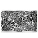 Cvijet - Ostale dekoracije - za Prst / nožni prst - 10.5cmX16cm each piece - Metal - 1pcs nail plate