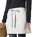 Japanski stil pregača (pamuk 67 * 116) s džepovima - za restorane i kućanstvo