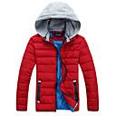 Pánské sako / Zimní bunda / Vrchní část oděvu Outdoor a turistika / Sněhové sporty Zahřívací / Lehké materiály Jaro / Podzim / ZimaM / L