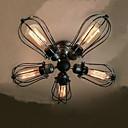埋込式 ,  ビンテージ ペインティング 特徴 for ミニスタイル 電球付き メタル リビングルーム ベッドルーム ダイニングルーム 研究室/オフィス
