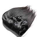 3個/ロット16インチストレートインドレミーの髪の拡張子、未処理の卸売バージンインドの毛のストレート