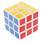 Shengshou® スムーズなスピードキューブ 3*3*3 スピード / プロフェッショナルレベル マジックキューブ アイボリー スムーズステッカー アンチポップ / アジャスタブル春 ABS
