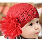 Girls Hats & Caps Winter Cotton Blends