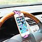 shunwei® univerzalni mobilni telefon automobil montirati držač na kolu upravljača nositelja kotača telefonsku utičnicu