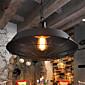 Max 40W Privjesak Svjetla ,  Retro / Zemlja Painting svojstvo for Mini Style MetalLiving Room / Bedroom / Dining Room / Kitchen /