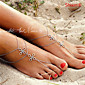 Nákotník/Náramky Others Jedinečný design Módní Slitina Stříbrná Dámské Šperky 1ks