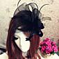 Žene Til Glava-Vjenčanje Special Occasion Outdoor Trake za kosu Fascinators Cvijeće Šeširi 1 komad