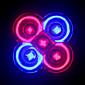 morsen® spettro completo principale coltiva le luci 10w e27 / GU10 3red + 2blue principale si sviluppa lampadina per sistema di coltura