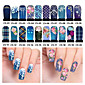20pcs Nail Art Water Transfer Stickers Decals Full Cover DIY Nail Designs Manicure Tools (C5-001 to C5-020)
