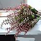 1pc / set voće cvijeće svile umjetnog cvijeća za uređenje doma cvijet kit (Random boja)