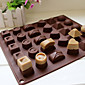 1 Pečení Vysoká kvalita Čokoládová / Led Silikon Pečení a výroba těsta