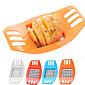 1 kom. Cutter & Slicer For za povrće Nehrđajući čelik Noviteti / Visoka kvaliteta / Kreativna kuhinja gadget
