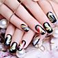 1 Nail Art naljepnica Prijenos vode Decals / Blistati & Powder šminka Kozmetički Nail art dizajn