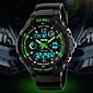 Muškarci Sportski sat / Vojni sat / Ručni satovi s mehanizmom za navijanje Japanski kvarcLED / LCD / Kalendar / Vodootpornost / Sat s