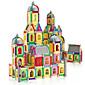 Poučna igračka za poklon Kocke za slaganje Igračka model i građenje Arhitektura ABS 2-4 godine 5-7 godina Duga Igračke za kućne ljubimce