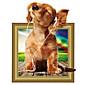 動物 カートゥン 3D ウォールステッカー プレーン・ウォールステッカー 3D ウォールステッカー 飾りウォールステッカー,ビニール 材料 ホームデコレーション ウォールステッカー・壁用シール